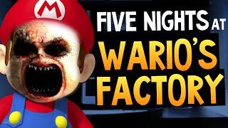 Five Nights at Wario s ФАБРИКА УЖАСОВ МАРИО