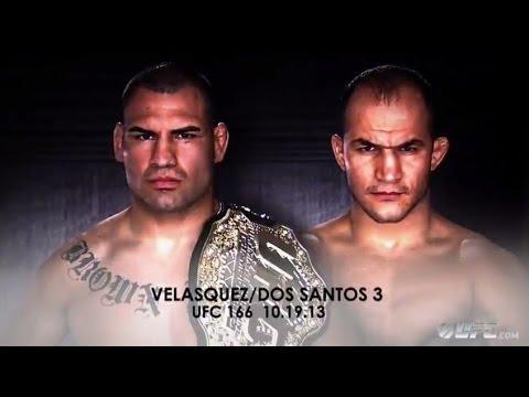 Conteo Regresivo a UFC 166: Cain vs Dos Santos 3
