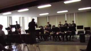Regis Jazz Ensemble - Monday