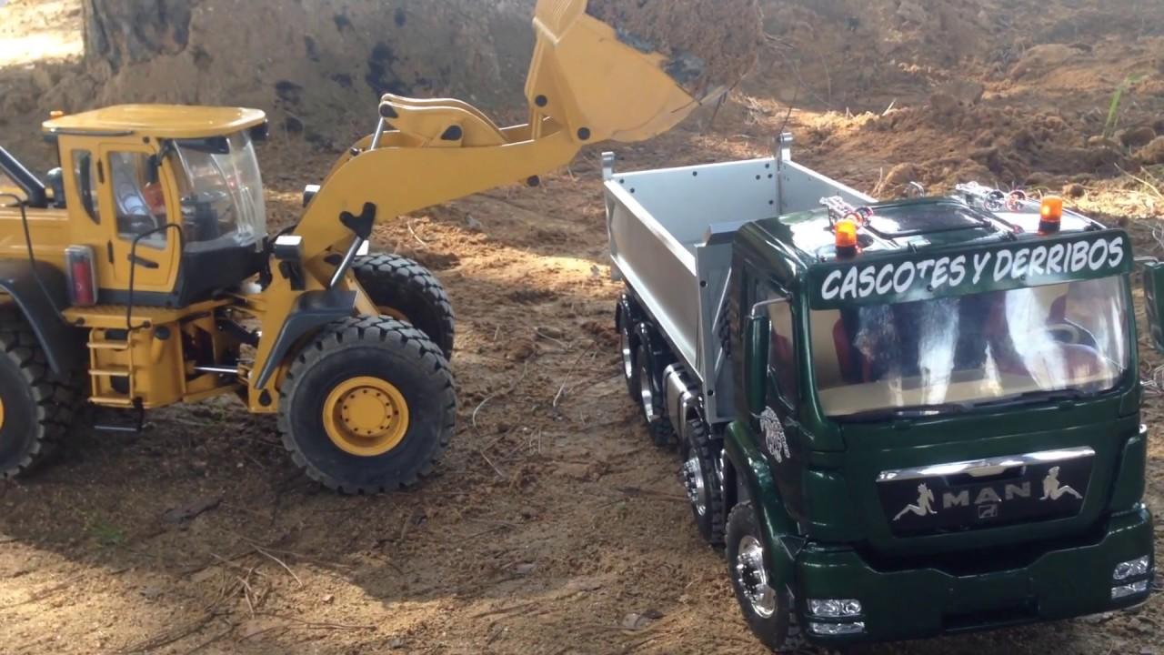 Camión rc Man 8x8 LESU RC rc trucks RC Fahrzeuge