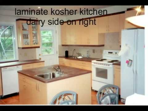 Kosher kitchen ideas youtube for Kosher kitchen design