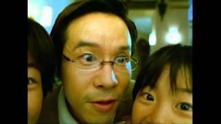 2001年スタジオジブリTV-CM「となりのトトロDVD」 出演:田口トモロヲ.