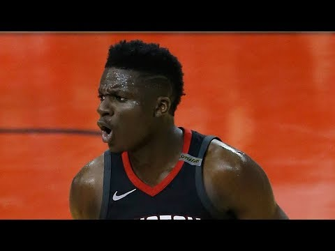 Clint Capela Goes for 20 PTS, 9 REB in Game 7