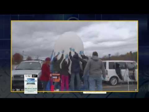 RIT on TV: RIT SPEX looking to recover weather balloon - WHAM