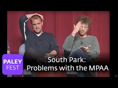 South Park - Matt Stone on Problems with the MPAA