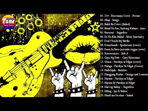 TUNOG KALYE PINOY ROCK MANILA SOUND TAGALOG SONG'S Rivermaya, Eraserheads, Siakol,The Youth