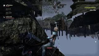 Elder Scrolls Online. The Hole World 2