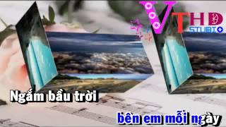 [karaoke HD] Cùng Sánh Đôi - Hồ Vĩnh Khoa ft. Quân Rapsoul - Văn Trường Studio