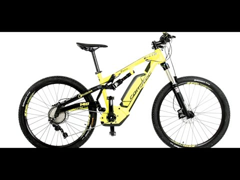 Ge Checkt Corratec E Xtb 10hz Cx 500 Elektro Enduro Mtb Youtube