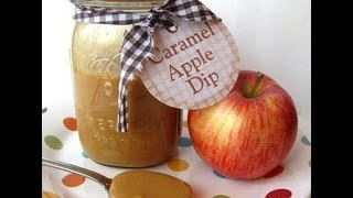 Win Or Fail Friday: Caramel Apple Dip!