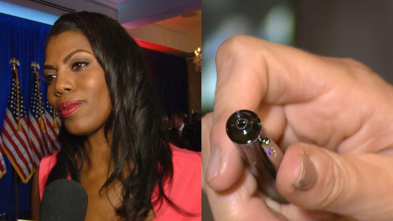 Did Omarosa Use a 'Spy Pen' to Record Conversations at White House?