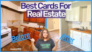 Best Credit Cards for Real Estate Investors | FinanceBuzz - 2020