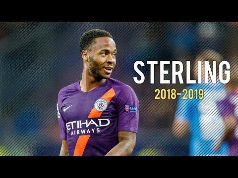 Raheem Sterling - Crazy Speed, Skills & Goals - 2018/2019