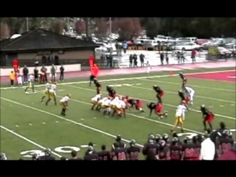 Mishawn Cummings (#9 Highlight Foothill College Freshmen)