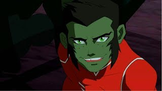Young Justice: Legacy | Beast Boy Alternate Costumes & Gameplay [Xbox 360/PS3/PC/3DS]