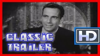They Drive By Night Official Trailer - Humphrey Bogart Movie (1940) HD