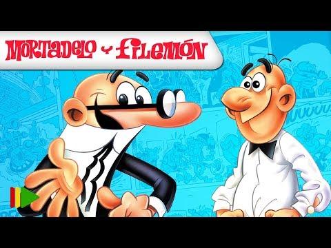 Mortadelo y Filemón - 01 - El sulfato atómico   Episodio Completo   from YouTube · Duration:  24 minutes 35 seconds