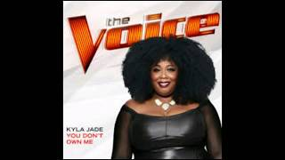 The Voice 2018 Kyla Jade - Semifinals Let It Be