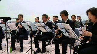 第1回ヤマハOB趣味のコンサー ヤマハ・マスターズバンド あまちゃんオ...