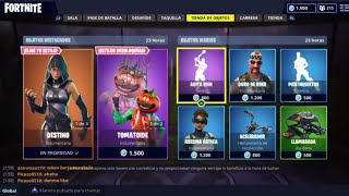 THE *NEW FORTNITE STORE* TODAY OCTOBER 3! NEW SKINS AND BAILES?