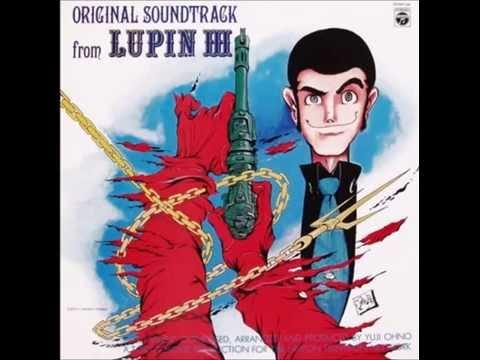 Yuji Ohno - Lupin III - Silhouette
