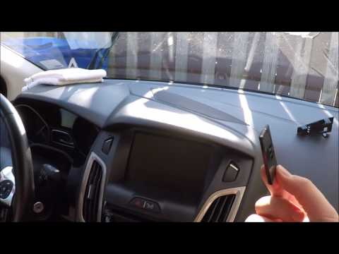 How To Remove An Adhesive-mounted Dash Cam