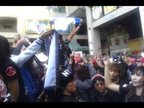"""Pelangi"" gebyar music in taichung piramid"