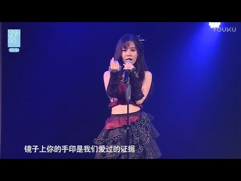 20170319 SNH48 H队 雨中钢琴师 (刘炅然, 郝婉晴, 杨惠婷)