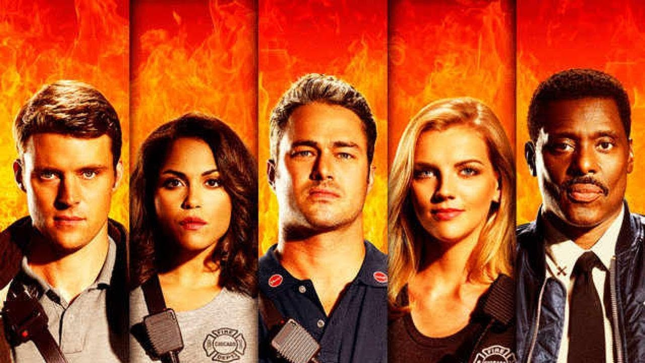Chicago Fire Universal Channel