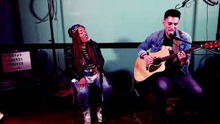 "CoKain (Cicely O'kain) at So Far Sounds ""If I Ain't Got You"" (Alicia Keys acoustic cover)"