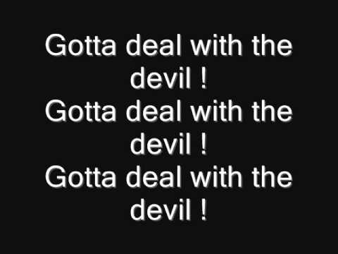 DEAL WITH THE DEVIL W/LYRICS - POP EVIL