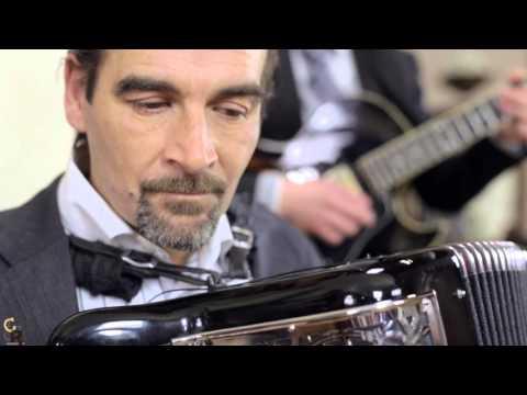 Les copains d'abord (Brassens) - Quartet musette et jazz manouche avec accordéon pour mariage