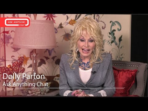Dolly Parton Talks About Her Nickname & Islands In The Stream