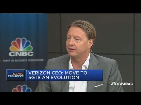 Verzion's Vestberg: We're ready for 5G handsets
