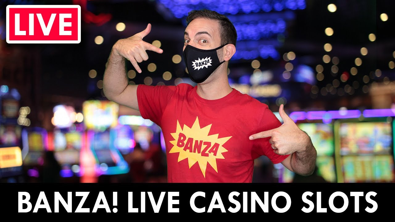 🔴 LIVE 🎰 BANZA! Casino Slots at San Manuel 🕺 Line it UP!!