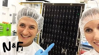 This Satellite Is In Space Now!