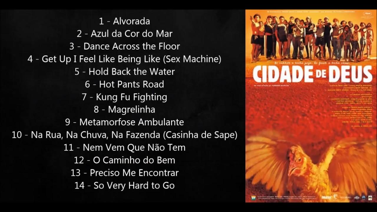 Cidade de Deus Movie Soundtrack playlist - YouTube