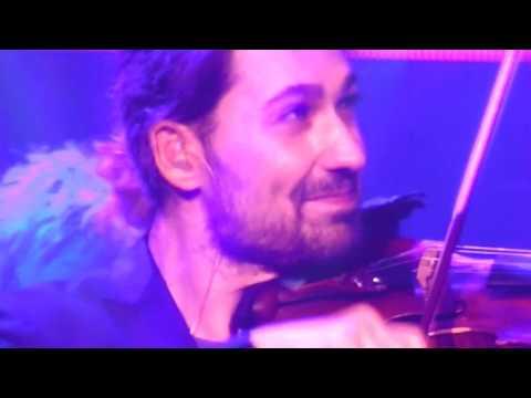 David Garrett  - One Moment in Time. Live in Odessa