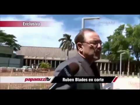 Ruben Blades en Corte entrevista exclusiva con Javier Ceriani