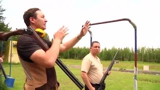 Семинар в Заволжье по снаряжению патронов и по стендовой стрельбе| стрельбе по тарелочкам в Заволжье