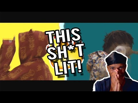 Download Youtube: React to Keith Ape x Ski Mask The Slump God - Achoo! (Official Music Video)