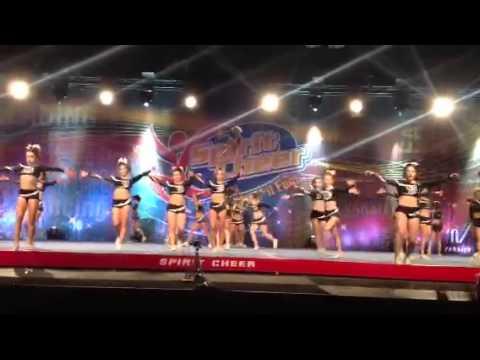 ECE J5 2014 Spirit Cheer