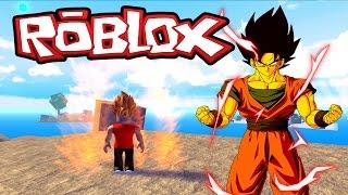 Roblox - Vida de Sayajin 2 ( Dragon Ball Rage )