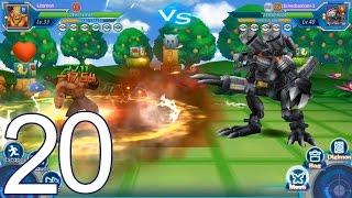 Tamer Crusade #20 (Digimon) - DARK MASTER NORMAL