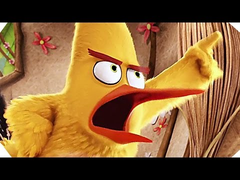 ANGRY BIRDS -