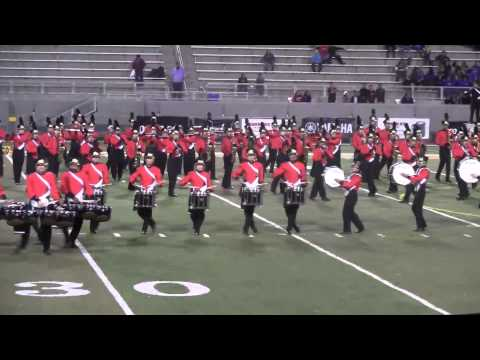 "2012 WBA Championships: James Logan High School Marching Band & Color Guard  ""Rendezvous"""