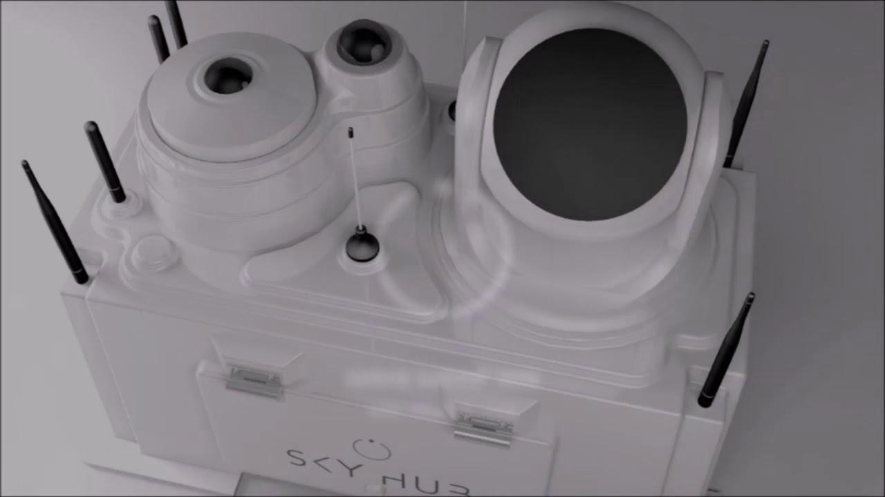 Skyhub ufo uap tracker up close 2020