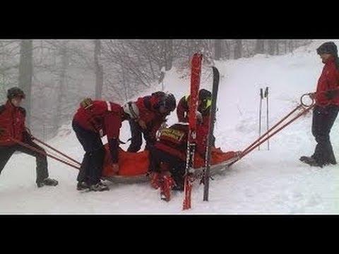 Michael Schumacher Ski Accident In France -Taken Injured ...