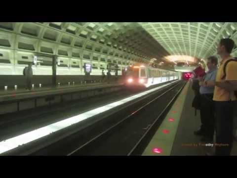 The Metro System of Washington DC