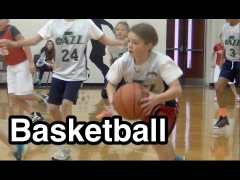 Basketball highlights and Sweet Basketball Shoes! | Sam Gordon